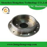 Часть металла частей CNC подвергая механической обработке