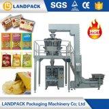 Pochette en plastique automatique de la mélasse Shisha Machine d'emballage du tabac dans le prix d'usine