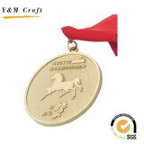 Het aangepaste Email vult Zilveren medailles In het groot Ym1188