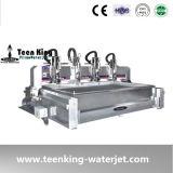 Cabeças Teenking 4 máquina de corte marítimas