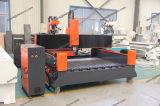 Máquina de gravura de pedra do CNC 3D, máquina de cinzeladura de pedra do CNC