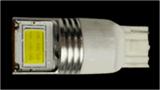 Lâmpada do automóvel do diodo emissor de luz de T20 12/24V 9W
