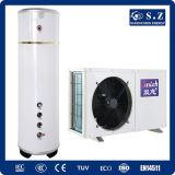 acqua 5kw dell'aria della pompa termica di 250L 3kw 7kw 9kw Max60deg c
