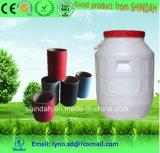 Adhésif blanc non-toxique pour le tube de faisceau de papier de tube
