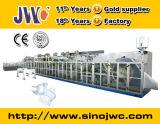 Chaîne de production remplaçable de couche-culotte de bébé machine (JWC-NK300)