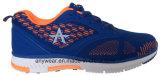Pattini ambulanti di sport delle scarpe da tennis degli uomini delle calzature di Flyknit di marca (816-9380)