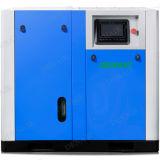 Libre de aceite del compresor de aire de tornillo rotativo