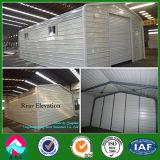 Garagem estrutural de aço independente pré-fabricada