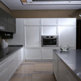 Fabbrica classica della Cina di disegno del Governo della mobilia della cucina di legno solido di Welbom