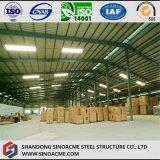 Stahlkonstruktion-Lager mit Metallblatt-Umhüllung