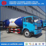 Sale를 위한 HOWO 4X2 10000liters LPG Filling Dispenser Truck 5tons LPG Bobtail
