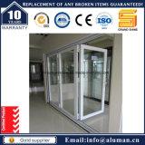 Intérieur/porte en verre Bi-Se pliante extérieure