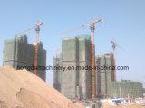 最大3から25トンロードが付いているHongdaのグループのタワークレーン