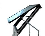 알루미늄 UPVC 최고 지붕 유리제 스카이라이트 Windows