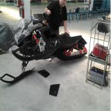 A EPA 350cc Snowmobile, Twin Cycliner arrefecidas a água, Efi Snowsccoter, ATV, dune buggy,