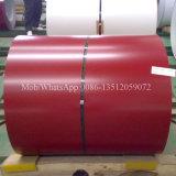 Bobina cubierta color de Dx51d+Z SGCC PPGI