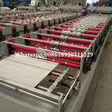 Toiture glacée par placage en métal de tuile de zinc d'Alu formant faisant des machines
