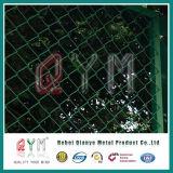 囲うか、またはダイヤモンドの網のチェーン・リンクの庭の囲うこと電流を通されたチェーン・リンク