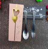 PlastikGife gesetztes Fisch-Entwurfs-Gabel-Löffel-Messer-Tafelgeschirr
