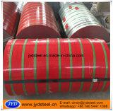 Fessura galvanizzata colorata dell'acciaio Strips/PPGI