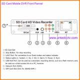 Manica 1080P WiFi DVR mobile di 3G 4G 4 con l'inseguimento di GPS