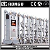 Cancello di fabbrica automatico dell'acciaio inossidabile