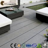 Suelo al aire libre de los muebles para el suelo de la casa WPC Deking del hogar (TW-02)