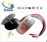 El control eléctrico transformador toroidal con IEC