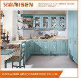 Module coloré d'entreposage en 2018 en bois solide de meubles de maison Modules de cuisine