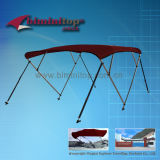 UV Protector 4 Bow Pontoon Bimini Top