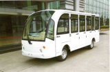 Автомобиль курорта 14-Seater Ce Approved Enclosed электрический