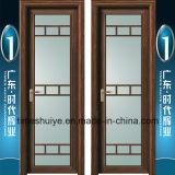 Puertas interiores de aluminio del tocador con diversos diseños