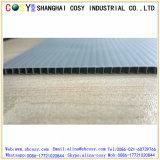 Strato ondulato materiale nero dei pp per protezione della parete & del pavimento