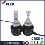차를 위한 9005의 4400lumens 40W 6000k LED 헤드라이트