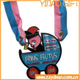 Soft su ordinazione Enamel Medal per Collection Gifts (YB-MD-43)