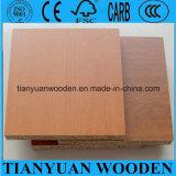 De houten Raad van het Deeltje van de Melamine van de Korrel