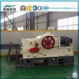 販売のための大きい容量のディーゼル機関の移動式木製の砕木機
