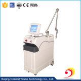 machine à commutation de Q de laser de déplacement de tatouage de 1064nm 532nm 585nm 650nm