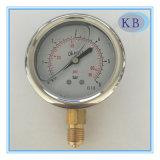 do  petróleo de aço do manómetro S. 2.5 - melhor Qualitity enchido