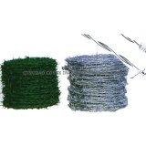 Alambre de espino / galvanizado alambre de púas / PVC recubierto de alambre de púas