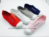 標準的な注入はからかう大きいゴム(ET-AL160252K)が付いているズック靴を