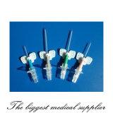 Catetere endovenoso del Cannula sterile medico a gettare IV con l'ala