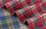 Ткань Coton покрашенная пряжей