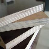 Черной переклейка ая пленкой/использовано для конкретной форма-опалубкы