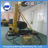 DTH 드릴링 기계 압축 공기를 넣은 압착 공기 발동기 몰기 (HQZ-100B)