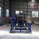 HDPE Hollow Wall Twined Linha de Produção de Tubo Espiral / Máquina de Extrusora de Tubo Coiled