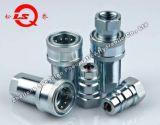 Lsq-S1 Fermer le type de couplage rapide hydraulique