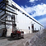 Construção de aço pré-fabricada do material de construção