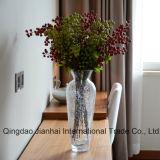Vaso di fiore di Transparnet di alta qualità della bolla di aria (JH-4084)