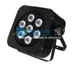 7*3в1 RGB трехцветный светодиод Plat PAR лампа/Лампа LED PAR лампа